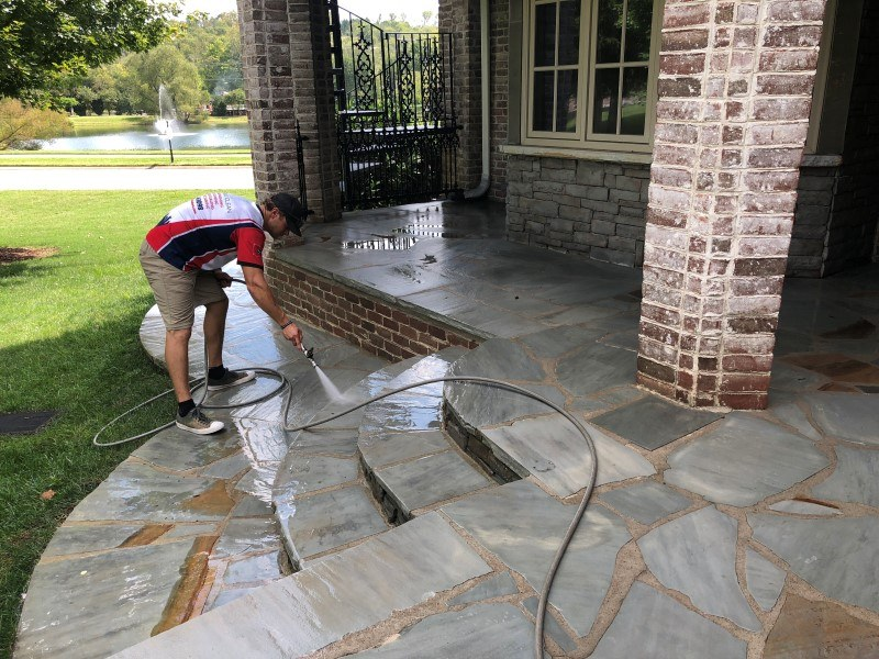 Pressure Washing Brentwood Tn