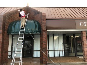 Commercial Pressure Washing In Nashville