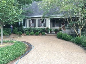 Greenhills Aggregate Concrete Cleaning