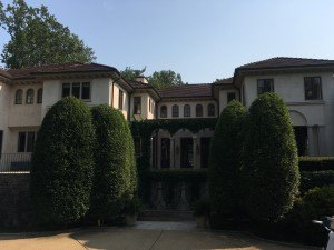 Pressure Washing Nashville - Belle Meade