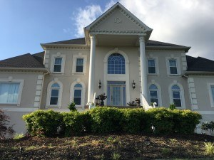 Stucco Cleaning in Brentwood Tn