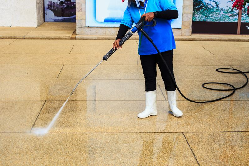 Nashville Commercial Pressure washing Company