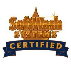 Certified softwash systems